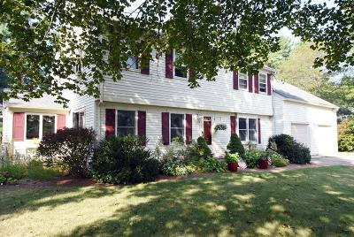 Duxbury Single Family Home For Sale: 118 Chandler