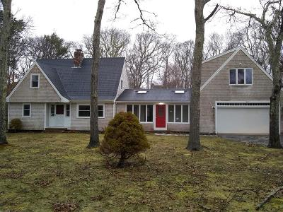 Falmouth Single Family Home Under Agreement: 40 Terry Lou Ave