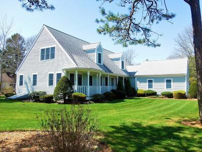 Yarmouth MA Single Family Home New: $729,000