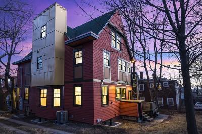 Somerville Multi Family Home Back On Market: 40 Laurel St