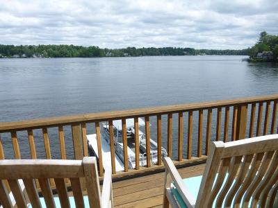 West Brookfield Single Family Home For Sale: 1&3 Lakeshore Dr. Ext.
