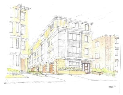 Brookline Condo/Townhouse Under Agreement: 20 Fuller St #1