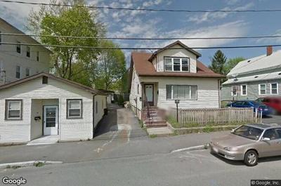 Brockton Multi Family Home Under Agreement: 34-36 Bellevue Avenue