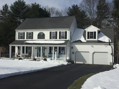 Taunton Single Family Home Under Agreement: 63 Kiana Way