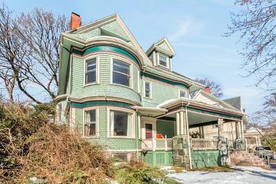 Brookline MA Multi Family Home New: $2,595,000