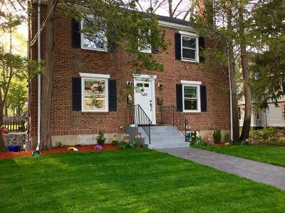 Newton Condo/Townhouse New: 145-147 Lowell Ave #1