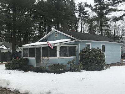 Natick Single Family Home Under Agreement: 46 Fairview Avenue