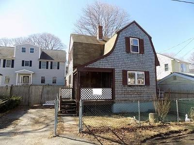 Quincy Single Family Home New: 7 Shennen St