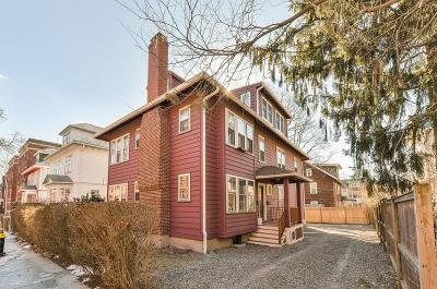 Boston MA Multi Family Home New: $1,670,000