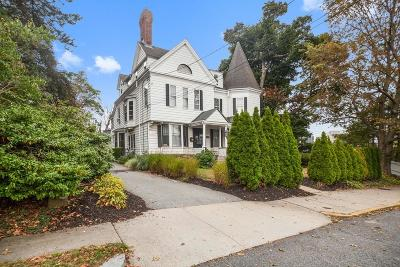 Newton Multi Family Home New: 184 Washington Street