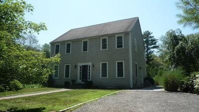 Millis Single Family Home For Sale: 49 Causeway St