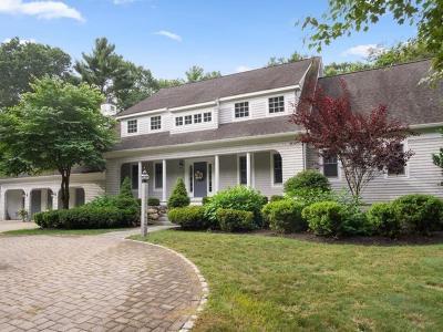Marshfield Single Family Home New: 1147 Union Street