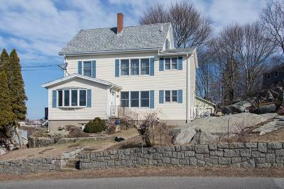 Gloucester MA Single Family Home New: $439,000