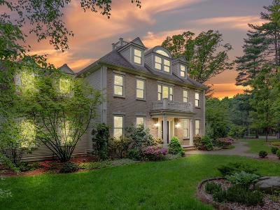 Newton Single Family Home New: 333 Brookline St