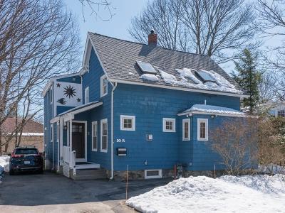 Newton Single Family Home New: 10-R Cummings Rd.