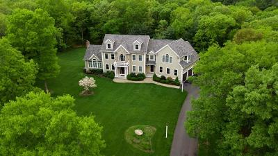 Medfield Single Family Home For Sale: 18 Turner Hill Road