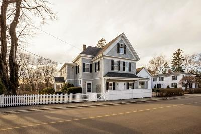 Duxbury Single Family Home New: 590 Washington St