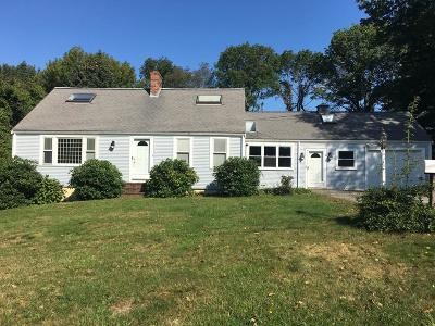 Scituate Single Family Home For Sale: 20 Wilshire Dr