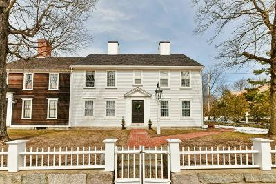Hingham Condo/Townhouse Under Agreement: 271 North St #D