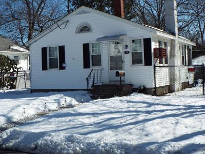 Brockton Single Family Home New: 32 Avon St