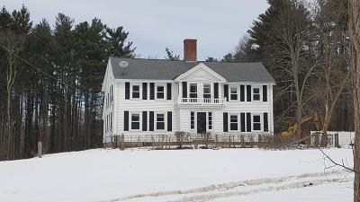 West Bridgewater Single Family Home New: 345 South Elm Street