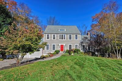 Holliston Single Family Home For Sale: 25 Washington Path