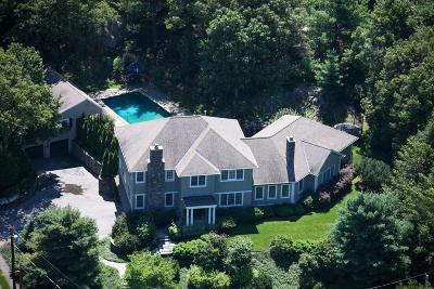 Wellesley Single Family Home New: 4 Scotch Pine Cir