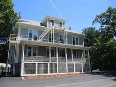 Needham Rental For Rent: 63 Oak St #C