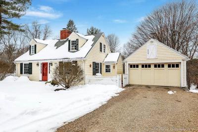 Wenham, Hamilton Single Family Home Under Agreement: 10 1/2 Eddel