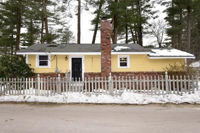 Middleboro Single Family Home New: 38 Atwood Ave