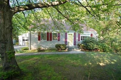 Wellesley Single Family Home Price Changed: 339 Weston Rd