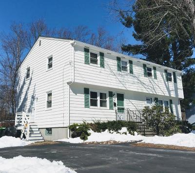 Needham Single Family Home New: 185 Maple Street