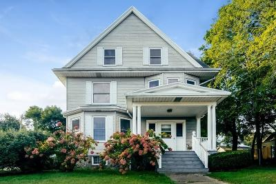 Braintree Single Family Home New: 118 Commercial St