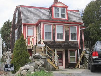 Rockport Single Family Home New: 14 Highland Street