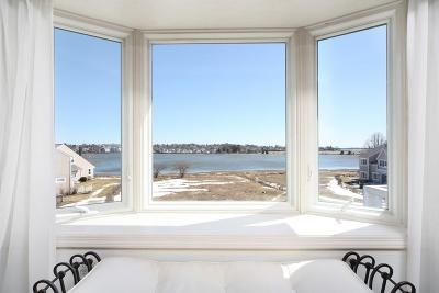 Quincy Condo/Townhouse Under Agreement: 23 Harbourside Rd #23