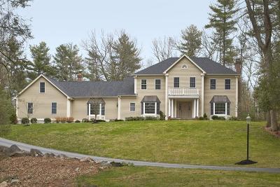 Sudbury Single Family Home For Sale: 38 Carriage Way