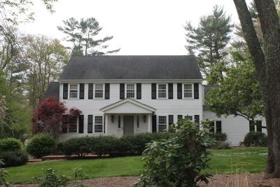 Norwell Single Family Home For Sale: 94 Till Rock Ln