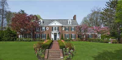 Wellesley Single Family Home For Sale: 139 Abbott Road