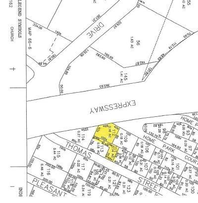 Kingston Residential Lots & Land For Sale: Thomas St