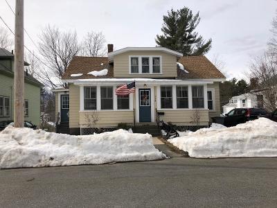 Single Family Home New: 114 Euclid Street