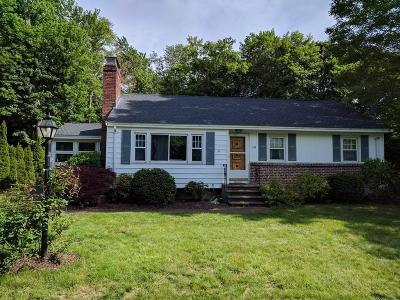 Southborough Single Family Home Under Agreement: 19 E Main Street