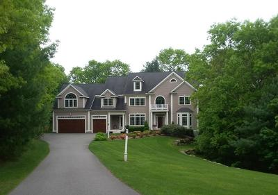 Medfield Single Family Home Under Agreement: 6 Quarry Road