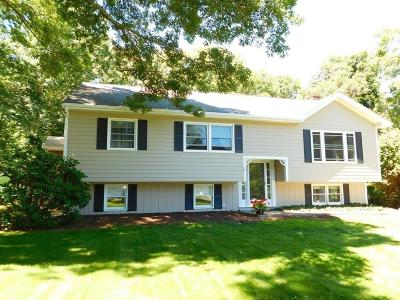 Single Family Home New: 24 Chipman Rd