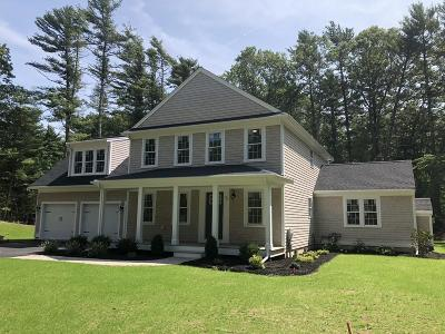 Duxbury Single Family Home New: 35 Laurel St.