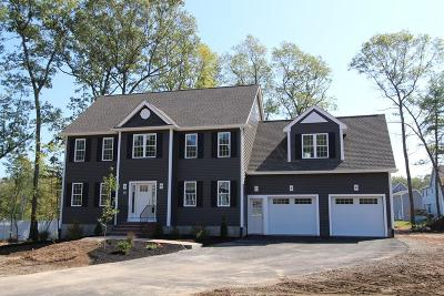 Millis Single Family Home For Sale: Lot 12 Pearl Street #30