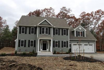 Millis Single Family Home Under Agreement: Lot 10 Pearl Street #38