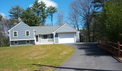 East Bridgewater Single Family Home For Sale: 12 Wilbur Lane
