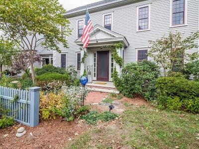 Marshfield Single Family Home For Sale: 31 Fox Hill Cir