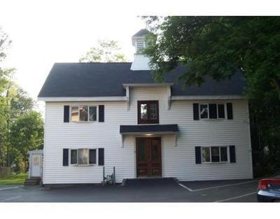 Holbrook, Abington, Rockland, Whitman Condo/Townhouse For Sale: 28 Union Street #B