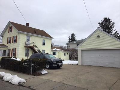 Newton Multi Family Home Under Agreement: 33 Chandler Street